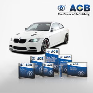 Auto Protective Coating Cars to Paint Polyester Putty pictures & photos
