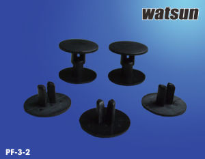 Nylon Plastic Rivets (PF-3-2) , Lockable Plastic Rivets pictures & photos