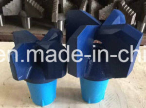 4inch 3 Wings Step Drag Bits with API 2 3/8 pictures & photos