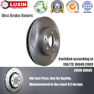 German Car Accessories Brake Disc for Mercedes-Benz pictures & photos