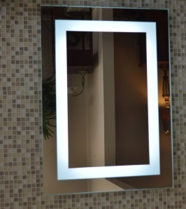 Unframed Sanded Mirror and Frosted Mirror pictures & photos