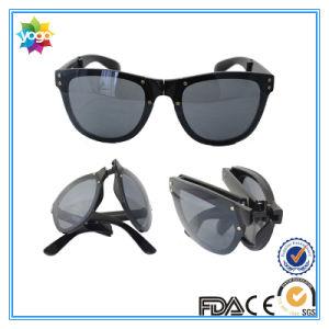 2017 Foldable Fashion Glasses Italy Classic Design Men Polarized Sunglasses