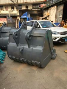 Construction Machinery Part Excavator Heavy Duty Bucket Rocket for 20 Ton pictures & photos