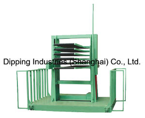 Manual Lifts for PVC Production Lines pictures & photos