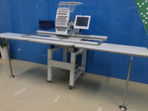 Single Head Embroidery Machine for Cross Embroidery (WY1201CS) pictures & photos