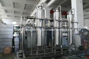 Easy Maintance Electrodialysis Water Filter Treatment pictures & photos