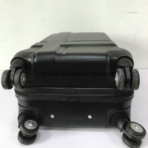 """Factory Low MOQ PC Material 20""""24""""28"""" Universal Wheels Travel Rolling Luggage Bag, Customized OEM Cheap Zipper Trolley Case pictures & photos"""