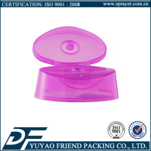 Easy Open Plastic Screw Cap for Shampoo Bottle pictures & photos