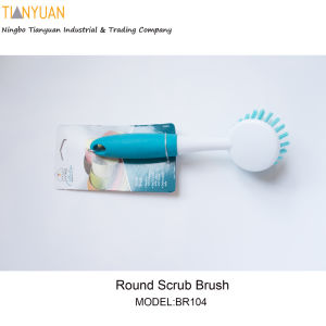 Round Scrub Brush pictures & photos
