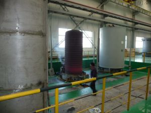 Jumbo Pit Type Hot Air Heating Furnace pictures & photos