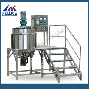 Price of Liquid Soap Shampoo Liquid Hand Wash Making Machine pictures & photos