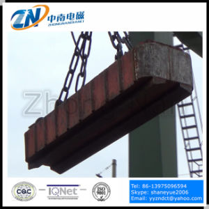 Lifting Electromagnet of Rectangular Shape for Wire Rod Coil Lifting MW19 pictures & photos