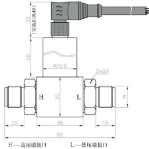 Power Plant Use Differential Pressure Transmitter pictures & photos