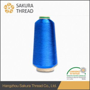 High Strength Metalllic Thread with 592 Colors pictures & photos