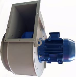 4-72 Industrial Backward Curved Steel Ventilation Exhaust Centrifugal Fan (900mm) pictures & photos