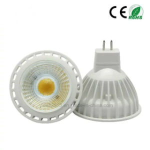 New Plastic Throme GU10 LED Bulb Spotlight pictures & photos