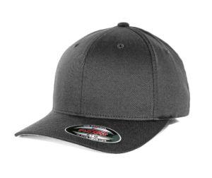 Good Quality Custom 100% Cotton Flex Fit Hats pictures & photos