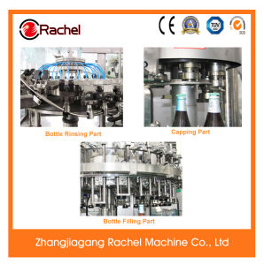 Small Type Automatic Beer Filling Machine pictures & photos
