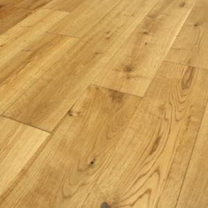 Household Engineered White Oak Wooden Flooring/Hardwood Flooring pictures & photos