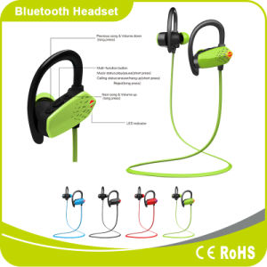OEM Sweatproof Sport Wireless Bluetooth Earphone for Mobile Phone pictures & photos