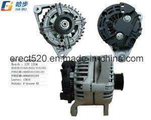 120A Auto Alternator for Porsche 911, 0124515001, 0124515015, 0124515042 pictures & photos