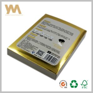 Elegant Cosmetic Paper Box Packaging Box pictures & photos