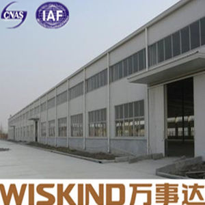 Workshop/ Warehouse Structural Steel Fabrication/Steel Structure Building Material pictures & photos