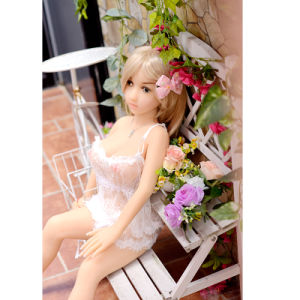 Free Shipping 100cm Japanese Anime Sex Dolls Full Silicone Sex Doll Skeleton pictures & photos