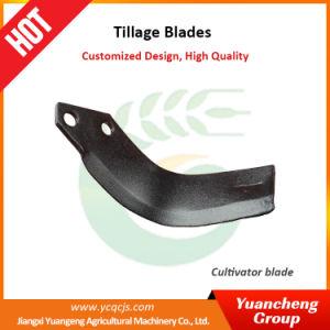 Korean Agriculture Tiller Blade Rotary Tiller Blade Cultivator Blade Tiller Rotary Cultivator pictures & photos