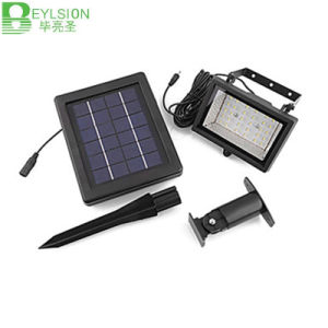 Solar Flood Light Ni-MH 2000mAh Waterproof pictures & photos