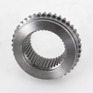 Textile Machine Stainless Steel Tooth Internal Spline Transmission Spur Gear pictures & photos