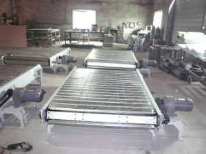 Slat Stainless Steel Conveyor Belt pictures & photos