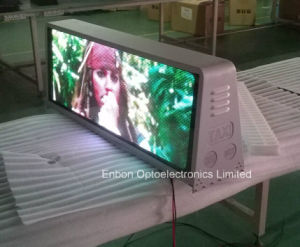 P5 Full Color Taxi Top LED video Display for Advertising Sign Board pictures & photos