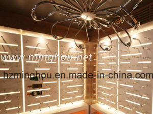 New Alumium Wall Amount Wine Racks Holder 1-3 Bottles pictures & photos