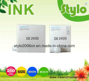 Dx2430 Ink for Ricoh Duplicator pictures & photos