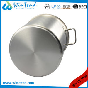 04 Style Low Body Durable Industrial Steam Multi-Purpose Cooking Pot pictures & photos