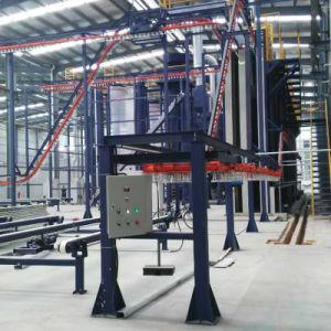 Aluminum Vertical Coating Line pictures & photos