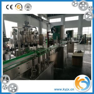 Small Carbonate Beverage Pet Cans Filling and Sealing Machine pictures & photos