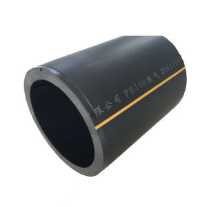 ISO Standard Gas Plastic Polyethylene Pipeline pictures & photos