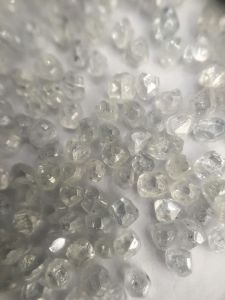 Rough Uncut White Diamond/Hpht White Diamond for Making Jewelry pictures & photos