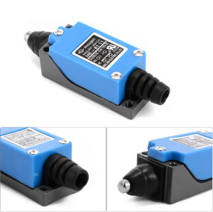 Me-8111 AC 250V 5 AMP DC 115V 0.4 AMP Momentary Plunger Enclosed Switch pictures & photos