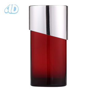 Ad-P438 Deep Red Color Glass Spray Cosmetics Bottle pictures & photos