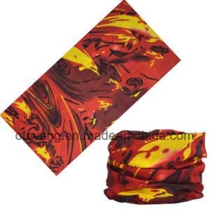 Polyester Seamless Tube Magic Seamless Headwear pictures & photos