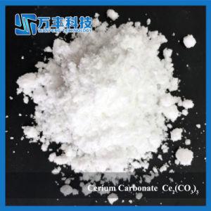 Rare Earth Cerium Carbonate White Powder pictures & photos