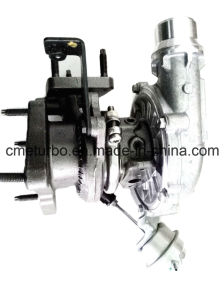Turbocharger (GT1546S) 786997-5001s, 786997-0001, 8200994301b for Renault pictures & photos