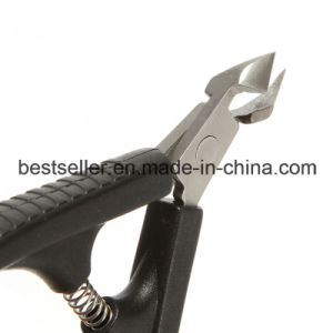 Wholesale Professional 9mm Nail Art Metal Tools Cuticle Nipper pictures & photos