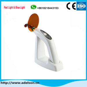 Wireless LED Dental Composit Curing Light with Double Function pictures & photos
