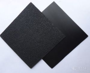 High Quality Geomembrane, Made of HDPE, Surface Is Textured