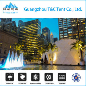 Customized Garden Igloo / Garden Dome House / Transparent Geodesic Hemisphere Tent pictures & photos