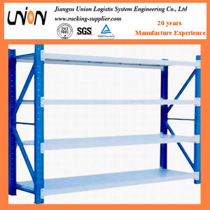 Customzied Adjustable Medium Duty Long Span Racking pictures & photos